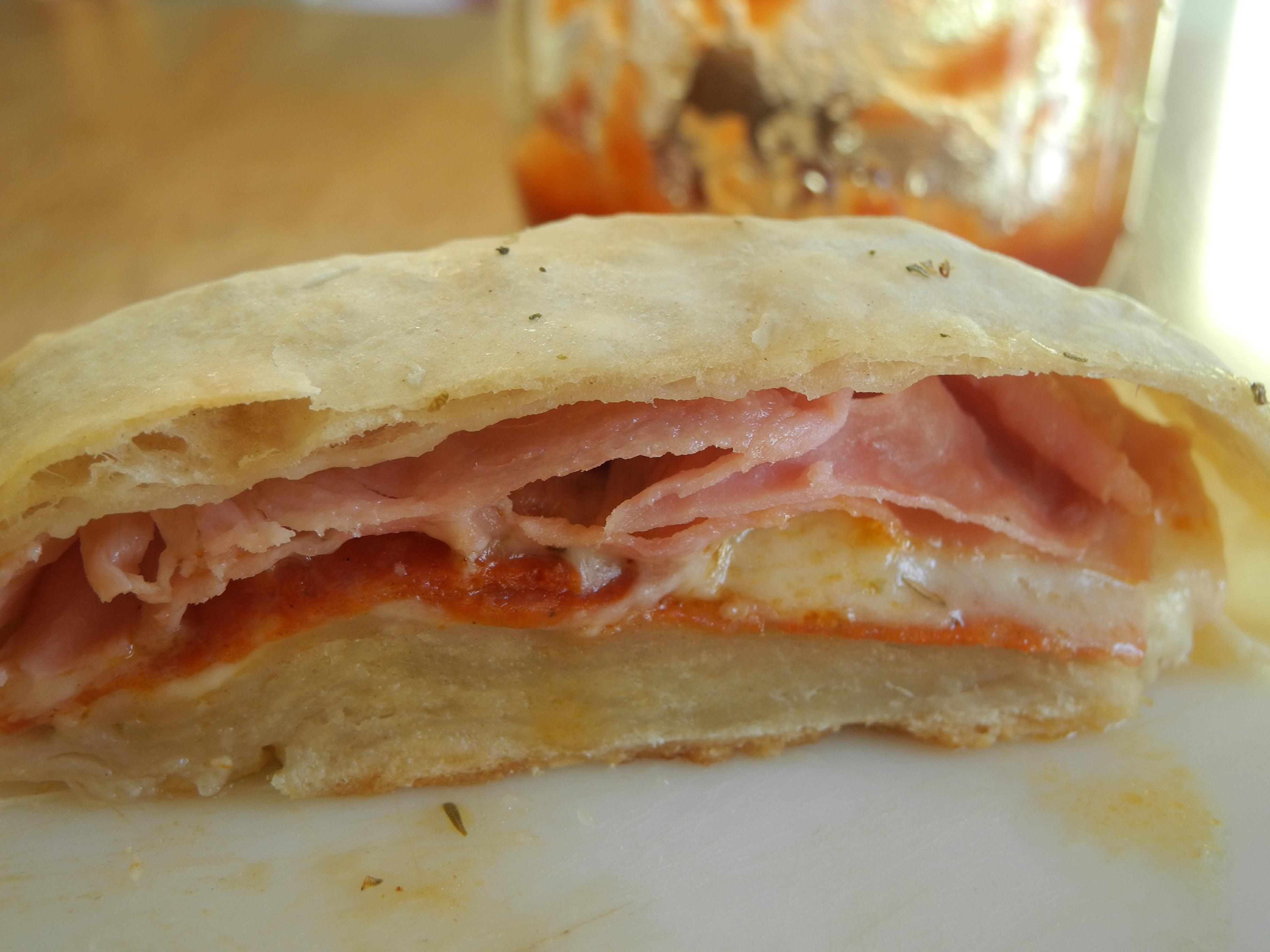 Football Food: Stromboli | Reini Days